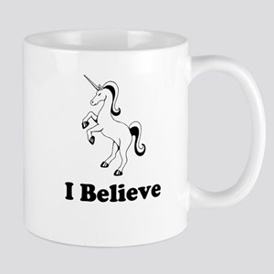 I Believe in Unicorns Mugs